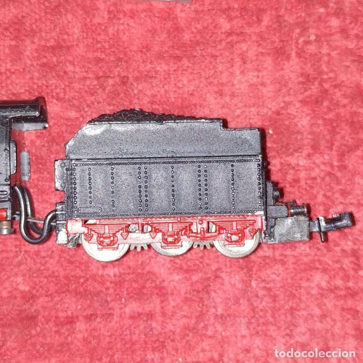 Trenes Escala: TREN IBERTREN 3N 301 T. R. EN CAJA ORIGINAL. ESPAÑA. SIGLO XX - Foto 19 - 222325091