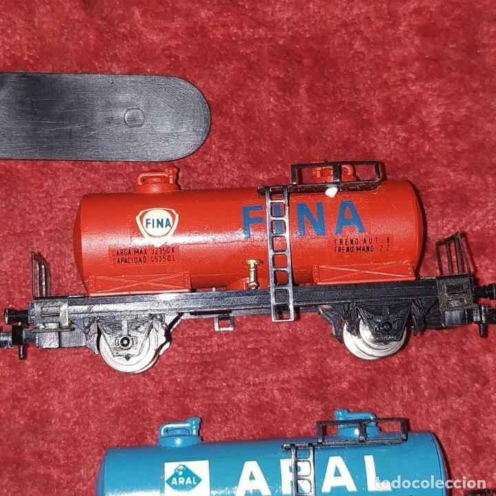 Trenes Escala: TREN IBERTREN 3N 301 T. R. EN CAJA ORIGINAL. ESPAÑA. SIGLO XX - Foto 22 - 222325091