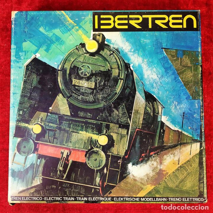 TREN IBERTREN 3N 301 T. R. EN CAJA ORIGINAL. ESPAÑA. SIGLO XX (Juguetes - Trenes a escala N - Ibertren N)