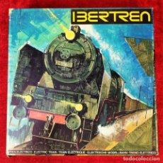 Trenes Escala: TREN IBERTREN 3N 301 T. R. EN CAJA ORIGINAL. ESPAÑA. SIGLO XX. Lote 222325091