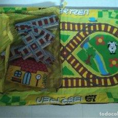 Comboios Escala: IBERTREN - MY FIRST IBERTREN - CIRCUITO TREN ELECTRICO NIÑOS A PARTIR 2 AÑOS. Lote 225020085