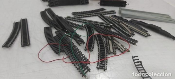 Trenes Escala: LOTE DE IBERTREN TRASNSFORMADOR VIAS VAGONES ESCALA 3N - Foto 8 - 228091875