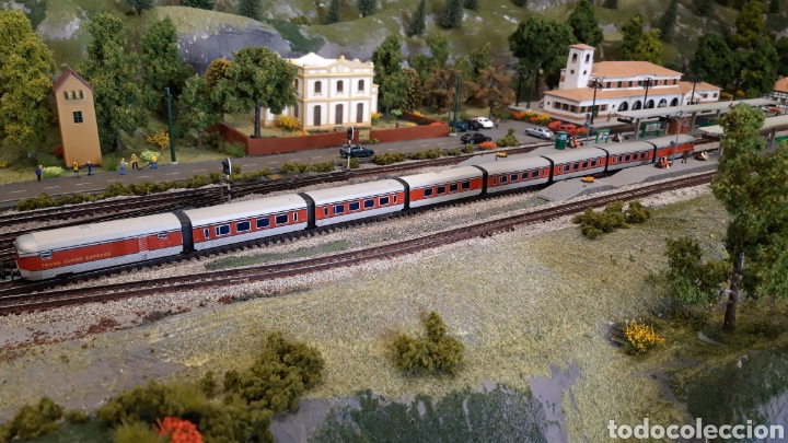 COMPOSICIÓN TALGO (Juguetes - Trenes a escala N - Ibertren N)