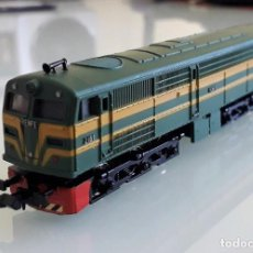 Trenes Escala: IBERTREN. LOCOMOTORA ALCO. ESCALA 3N. Lote 232846115