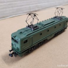 Trenes Escala: LOCOMOTORA IBERTREN 7671 RENFE - ESCALA 3N. Lote 235113935