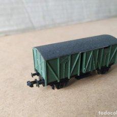 Trenes Escala: VAGÓN IBERTREN MERCANCÍAS - ESCALA 3N. Lote 235118985