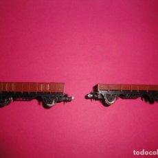Trenes Escala: VAGONES MERCANCIA IBERTREN. ESCALA N. Lote 235328165