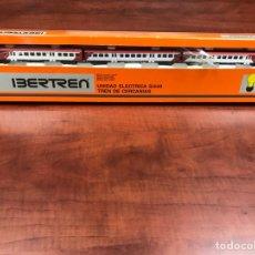 Trains Échelle: IBERTREN UNIDAD ELÉCTRICA S/440 TREN DE CERCANÍAS ESCALA N. Lote 235556200