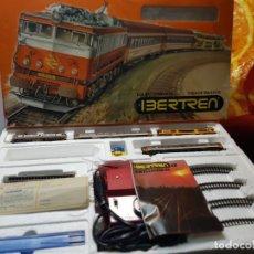 Comboios Escala: IBERTREN 2N TREN VIAJEROS 0862 EN CAJA ORIGINAL Y FUNCIONANDO. Lote 236670840
