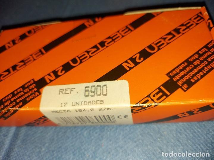 IBERTREN 6900 - 12 UNIDADES RECTA (Juguetes - Trenes a escala N - Ibertren N)