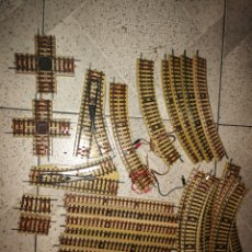 Trenes Escala: TREN VIAS Y VARIOS. Lote 238095240