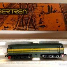 Comboios Escala: IBERTREN N , RENFE , MÀQUINA / LOCOMOTORA REF 1102. Lote 240109380