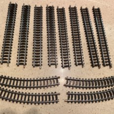 Trains Échelle: LOTE VIAS IBERTREN 3N 8 RECTAS Y 4 CURVAS. Lote 240169405