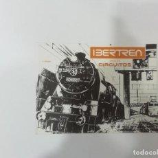 Trenes Escala: IBERTREN ESCALA N - CIRCUITOS - DETALLES DE MONTAJE, EQUIPO, VÍAS ... - 1ª EDICIÓN -(L). Lote 240606200