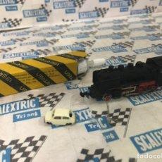 Trenes Escala: LOCOMOTORA IBERTREN + SEAT 600 + ACEITE. Lote 243932475
