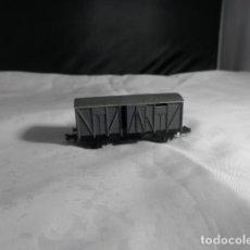 Comboios Escala: VAGÓN CERRADO ESCALA N DE IBERTREN. Lote 245768895