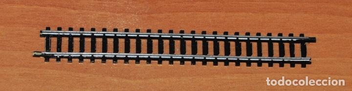 TRAMO DE VÍA RECTA DE 120 MM DE IBERTREN, REF. 611. ESCALA 3N (Juguetes - Trenes a escala N - Ibertren N)