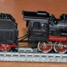 Trenes Escala: LOCOMOTORA DE VAPOR F.F.A. DE IBERTREN REF. 013, ESCALA 3N. Lote 247218455
