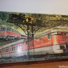 Trenes Escala: LOTE GRANDE IBERTREN TRIX LIMA WESLIN. Lote 247805420