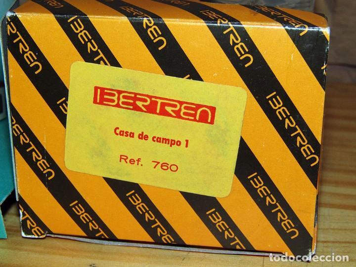 Trenes Escala: IBERTREN - CASA DE CAMPO 1 - REF. 760 - ESCALA N - NUEVA Y EN SU CAJA ORIGINAL - Foto 3 - 250114755