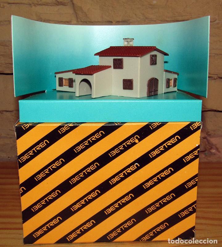 IBERTREN - CASA DE CAMPO 1 - REF. 760 - ESCALA N - NUEVA Y EN SU CAJA ORIGINAL (Juguetes - Trenes a escala N - Ibertren N)