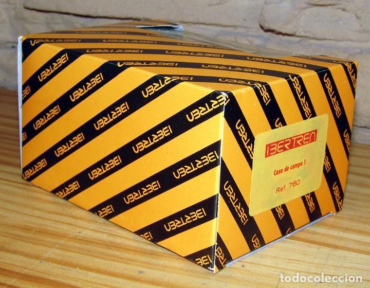 Trenes Escala: IBERTREN - CASA DE CAMPO 1 - REF. 760 - ESCALA N - NUEVA Y EN SU CAJA ORIGINAL - Foto 4 - 250114835