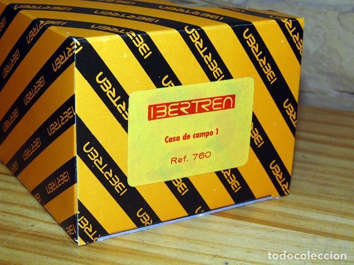 Trenes Escala: IBERTREN - CASA DE CAMPO 1 - REF. 760 - ESCALA N - NUEVA Y EN SU CAJA ORIGINAL - Foto 5 - 250114835
