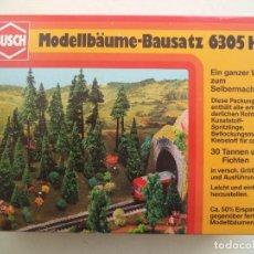 Trenes Escala: KIT PARA CONSTRUCCION DE ABETOS ESCALA HO N VER FOTOS USADO. Lote 250306515