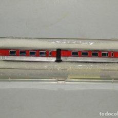 Trenes Escala: ANTIGUO CONJUNTO TALGO CON 2 COCHES 1ª CLASE EN ESCALA *N* REF. 6282 DE IBERTREN. Lote 251022805