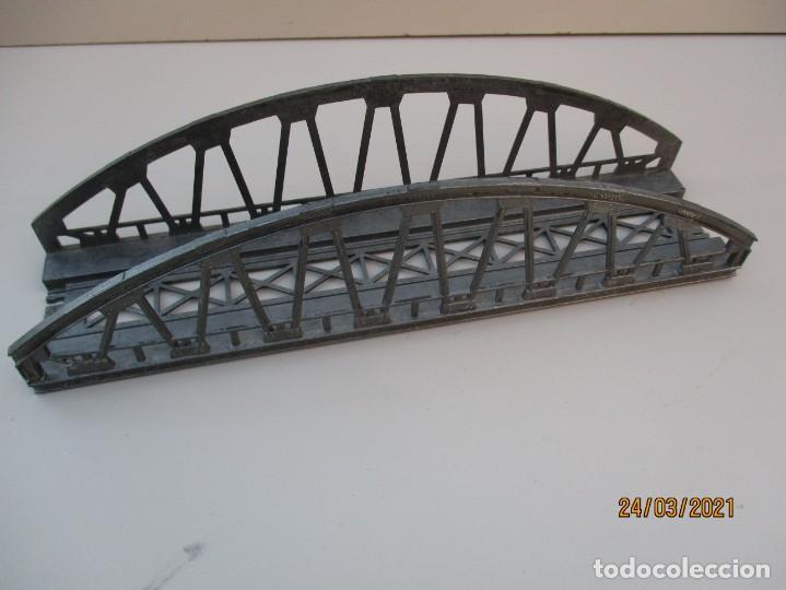 IBERTRENN PUENTE DOS BOCAS DE TUNEL Y VARIOS , VER FOTOS (Juguetes - Trenes a escala N - Ibertren N)