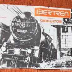 Trenes Escala: IBERTREN - CIRCUITOS ESCALA N - 1ª EDICIÓN - JYA120. Lote 252406910