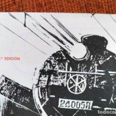 Trenes Escala: IBERTREN - CIRCUITOS ESCALA N 1ª EDICIÓN - JYA120. Lote 252407345