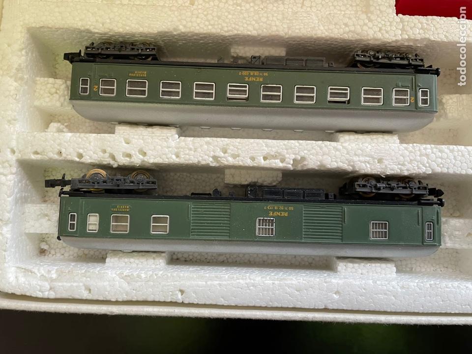 Trenes Escala: Ibertren 3N-112. Completo. Años 70 - Foto 3 - 254148315