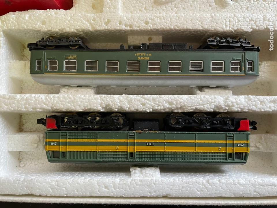 Trenes Escala: Ibertren 3N-112. Completo. Años 70 - Foto 4 - 254148315