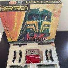 Trenes Escala: IBERTREN 3N-112. COMPLETO. AÑOS 70. Lote 254148315