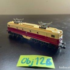 Trenes Escala: LOCOMOTORA ELECTRICA DB 213 037 6 IBERTREN ESCALA N. Lote 254149570
