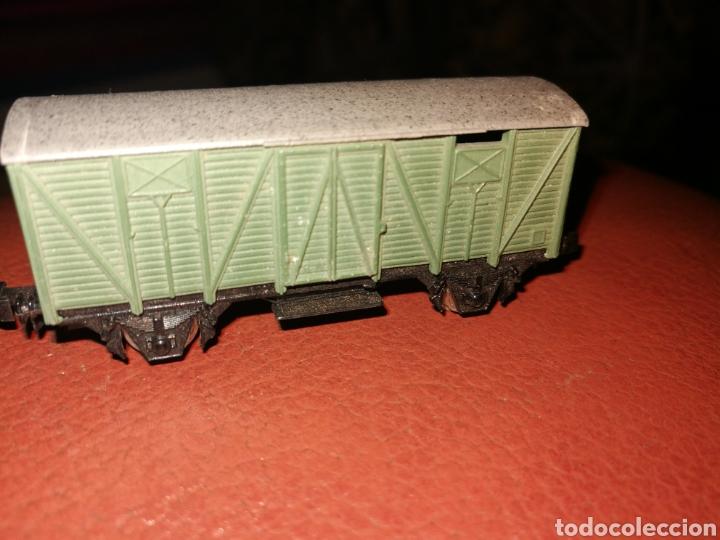 Trenes Escala: VAGON IBERTREN 3N - Foto 2 - 256052115