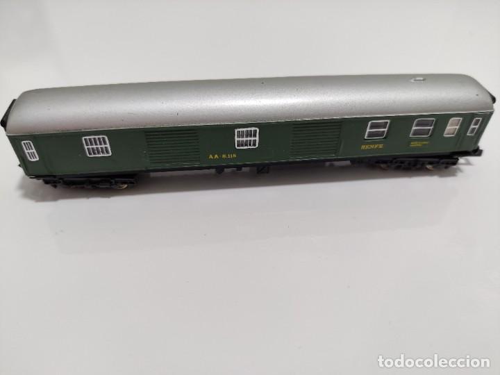 Trenes Escala: IBERTREN N - FURGÓN - Foto 2 - 256059780