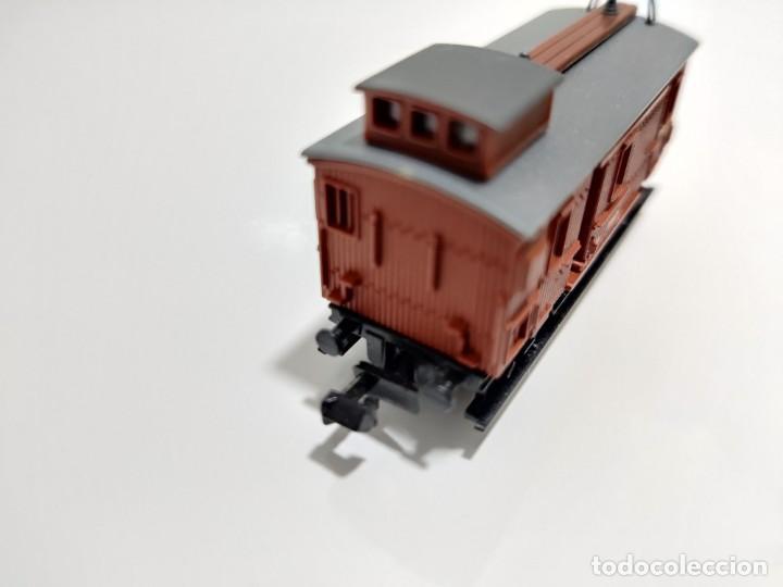 Trenes Escala: IBERTREN N - MZA FURGÓN REF. 223 - Foto 3 - 256060965