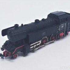 Trenes Escala: LOCOMOTORA A VAPOR DE LA DB 66002 6 EJES DE IBERTREN SPAIN ESCALA N REF. 017. Lote 257394140