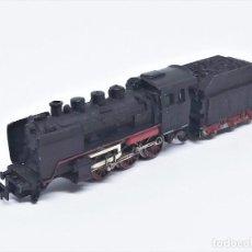Trenes Escala: LOCOMOTORA A VAPOR F.F.A. 6 EJES DE IBERTREN SPAIN ESCALA N REF. 013. Lote 257566080