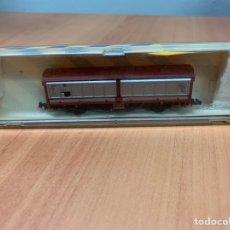 Trenes Escala: VAGÓN DE CARGA IBERTREN ESCALA N.. Lote 259862545