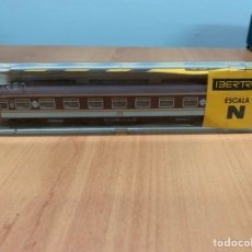 Trenes Escala: VAGÓN DE PASAJEROS IBERTREN ESCALA N. Lote 259997965