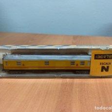 Trenes Escala: VAGÓN DE CARGA IBERTREN ESCALA N.. Lote 260701450
