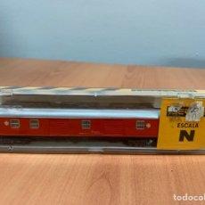 Trenes Escala: VAGÓN IBERTREN ESCALA N.. Lote 262194680