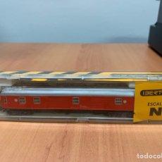 Trenes Escala: VAGÓN DE MERCANCÍAS IBERTREN ESCALA N.. Lote 262204900