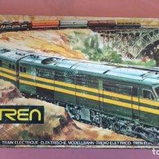 Trenes Escala: IBERTREN MOD. 145 ESCALA 3N. COMPLETO Y FUNCIONA PERFECTAMENTE.. Lote 262269870