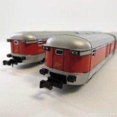 Trenes Escala: IBERTREN REF. 280 EQUIPO UNIDADES TALGO. ESCALA 1/160 N. Lote 262649140