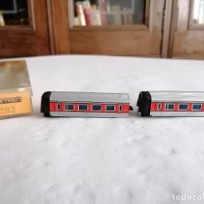 Treni in Scala: IBERTREN N 282 PAR DE COCHES 1ª CLASE TALGO RENFE PERFECTO ESTADO OVP. Lote 262767645
