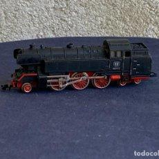 Trenes Escala: LOCOMOTORA IBERTREN SPAIN 66002 ESCALA N 10X2CMS. Lote 264177012